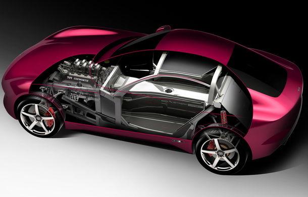 După 12 ani, englezii scot de la naftalină brandul TVR: un nou teaser anunță supercarul cu motor V8 și preț de 100.000 de euro - Poza 4
