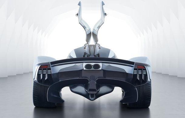 """Aston Martin: """"Vrem ca Valkyrie să se apropie de performanțele unei mașini de Formula 1"""" - Poza 8"""