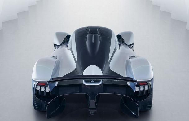 """Aston Martin: """"Vrem ca Valkyrie să se apropie de performanțele unei mașini de Formula 1"""" - Poza 6"""