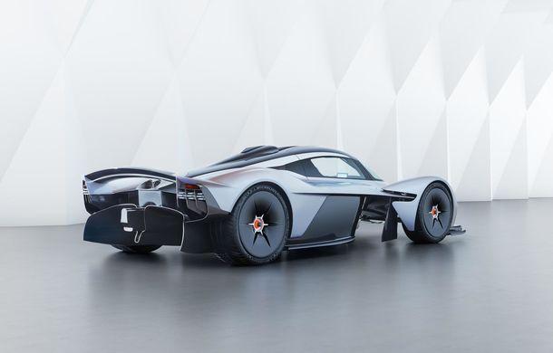 """Aston Martin: """"Vrem ca Valkyrie să se apropie de performanțele unei mașini de Formula 1"""" - Poza 12"""