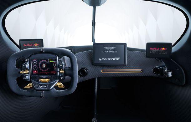 """Aston Martin: """"Vrem ca Valkyrie să se apropie de performanțele unei mașini de Formula 1"""" - Poza 3"""