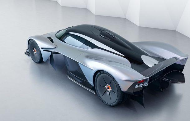 """Aston Martin: """"Vrem ca Valkyrie să se apropie de performanțele unei mașini de Formula 1"""" - Poza 9"""
