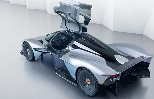 """Aston Martin: """"Vrem ca Valkyrie să se apropie de performanțele unei mașini de Formula 1"""" - Poza 11"""