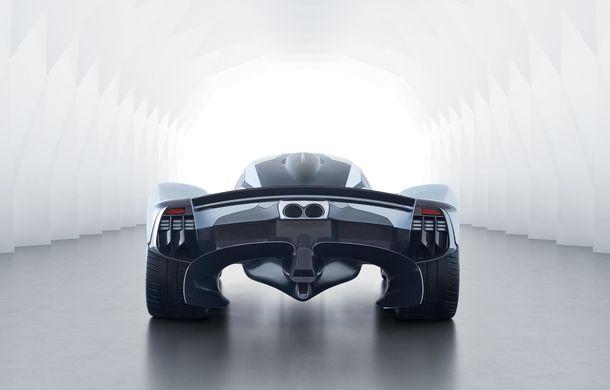 """Aston Martin: """"Vrem ca Valkyrie să se apropie de performanțele unei mașini de Formula 1"""" - Poza 7"""