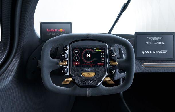 """Aston Martin: """"Vrem ca Valkyrie să se apropie de performanțele unei mașini de Formula 1"""" - Poza 2"""