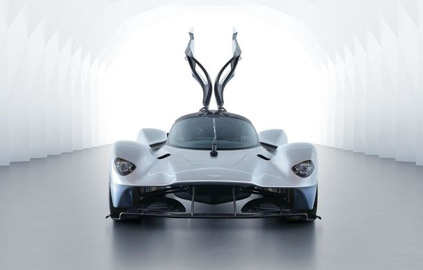 """Aston Martin: """"Vrem ca Valkyrie să se apropie de performanțele unei mașini de Formula 1"""" - Poza 16"""