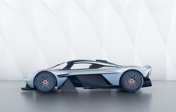 """Aston Martin: """"Vrem ca Valkyrie să se apropie de performanțele unei mașini de Formula 1"""" - Poza 14"""