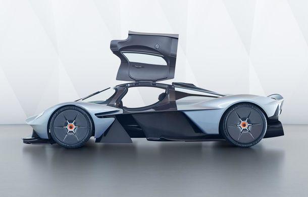 """Aston Martin: """"Vrem ca Valkyrie să se apropie de performanțele unei mașini de Formula 1"""" - Poza 13"""