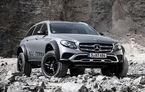Off-roader cu acte: Mercedes-Benz Clasa E All-Terrain devine 4x4²