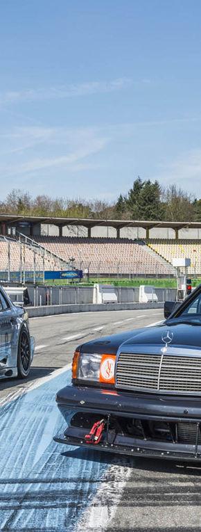 Cine n-are bătrâni să-și facă: Mercedes-Benz a produs un 190…