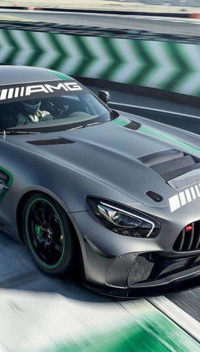 Gata de atac: Mercedes a prezentat noul AMG GT4, versiune…