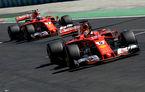 Vettel a câștigat cu greu cursa din Ungaria în fața lui Raikkonen. Hamilton, locul 4 în spatele lui Bottas
