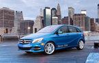 Rămas bun, Clasa B Electric Drive: Mercedes-Benz elimină modelul electric din gamă