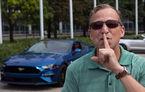Ford are grijă de vecinii tăi: americanii au lansat un sistem care poate reduce sunetul evacuării unui Mustang