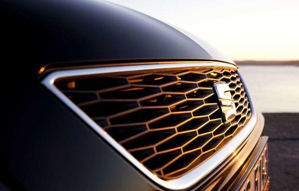 """Seat nu bate pasul pe loc: a înregistrat denumirea """"Born"""" pentru viitorul model electric - Poza 1"""