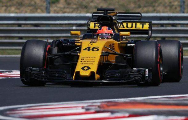Robert Kubica revine cu stil în Formula 1: polonezul stabilește al patrulea timp în cadrul testelor din Ungaria - Poza 1
