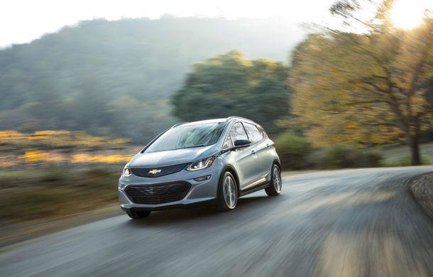 Duel Electric Chevrolet Bolt Fratele Lui Opel Ampera E Cost