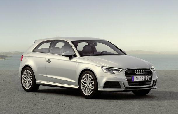 Noua generație Audi A3 se lanseză în 2019, însă fără varianta cu trei uși - Poza 1