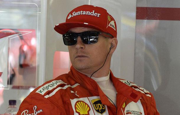 """Raikkonen, nemulțumit de performanțele din acest an: """"Vreau să câștig curse"""" - Poza 1"""