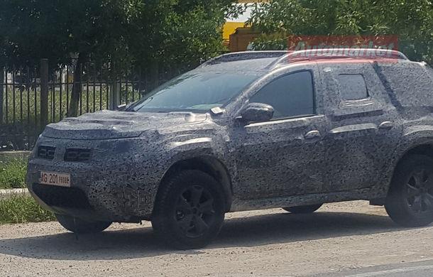 VIDEO și FOTO: Noul Dacia Duster, surprins în teste de un cititor Automarket - Poza 1