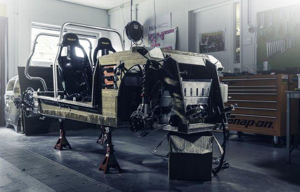 Mașina biodegradabilă a fost inventată în Olanda: Lina este electrică și a fost construită din sfeclă de zahăr și pânză de in - Poza 3