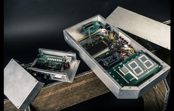 Mașina biodegradabilă a fost inventată în Olanda: Lina este electrică și a fost construită din sfeclă de zahăr și pânză de in - Poza 12