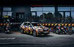 Primele imagini cu versiunea de producție a noului BMW X2