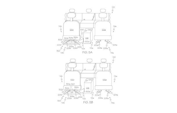 Toyota a inventat un sistem care recuperează obiectele scăpate între scaunele mașinii - Poza 3