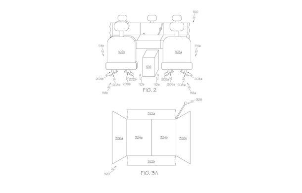 Toyota a inventat un sistem care recuperează obiectele scăpate între scaunele mașinii - Poza 5