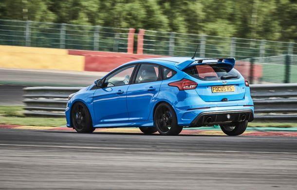 """Ford lansează o provocare pentru fanii jocului Forza Motorsport: """"Sunteți suficienți de rapizi pentru a bate un Focus RS pe circuit?"""" - Poza 2"""