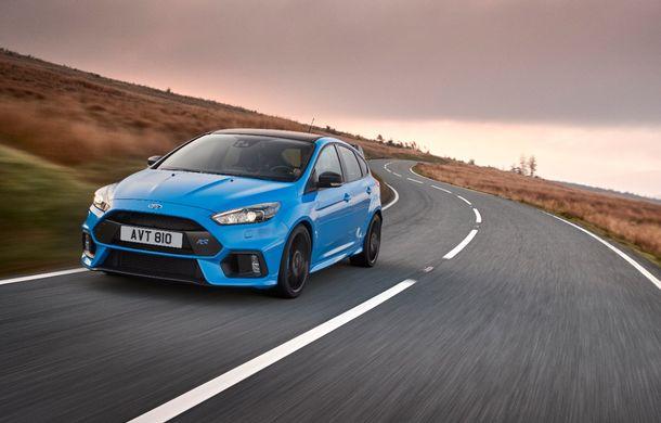"""Ford lansează o provocare pentru fanii jocului Forza Motorsport: """"Sunteți suficienți de rapizi pentru a bate un Focus RS pe circuit?"""" - Poza 3"""