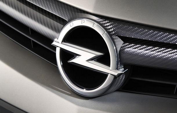 Efectele PSA: Opel pune în așteptare proiectul unui SUV bazat pe arhitectura lui Insignia - Poza 1