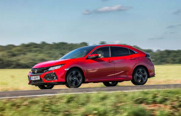 Primul diesel din gama noului Honda Civic se lansează anul viitor: 1.6 litri și consum de 3.7 litri la 100 de km - Poza 2