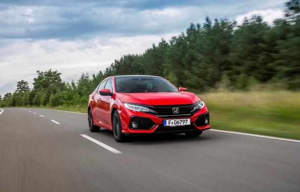 Primul diesel din gama noului Honda Civic se lansează anul viitor: 1.6 litri și consum de 3.7 litri la 100 de km - Poza 4