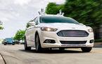 Ford a patentat un volan și pedale retractabile în bordul viitoarelor mașini autonome