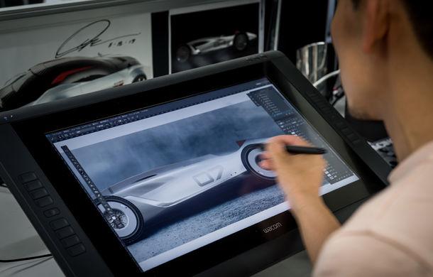 Concept inspirat din motorsport: Infiniti aduce Prototype 9 în cadrul Concursului de Eleganță de la Pebble Beach - Poza 37