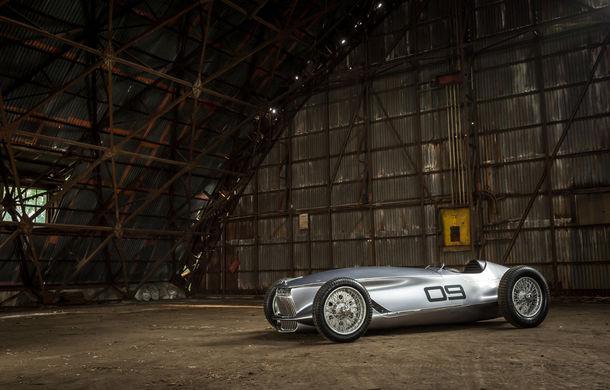 Concept inspirat din motorsport: Infiniti aduce Prototype 9 în cadrul Concursului de Eleganță de la Pebble Beach - Poza 6
