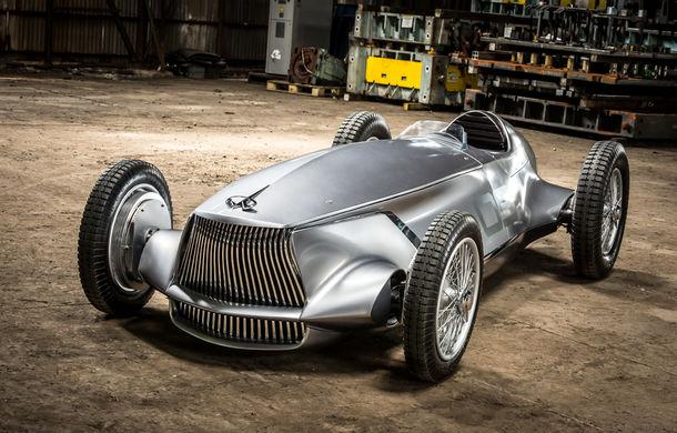 Concept inspirat din motorsport: Infiniti aduce Prototype 9 în cadrul Concursului de Eleganță de la Pebble Beach - Poza 4