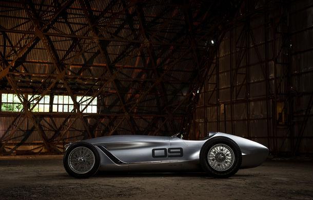 Concept inspirat din motorsport: Infiniti aduce Prototype 9 în cadrul Concursului de Eleganță de la Pebble Beach - Poza 10
