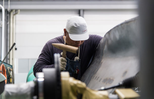 Concept inspirat din motorsport: Infiniti aduce Prototype 9 în cadrul Concursului de Eleganță de la Pebble Beach - Poza 26