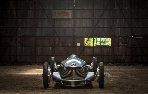 Concept inspirat din motorsport: Infiniti aduce Prototype 9 în cadrul Concursului de Eleganță de la Pebble Beach - Poza 16