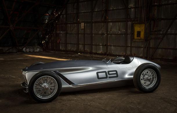 Concept inspirat din motorsport: Infiniti aduce Prototype 9 în cadrul Concursului de Eleganță de la Pebble Beach - Poza 8