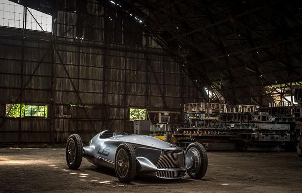 Concept inspirat din motorsport: Infiniti aduce Prototype 9 în cadrul Concursului de Eleganță de la Pebble Beach - Poza 17