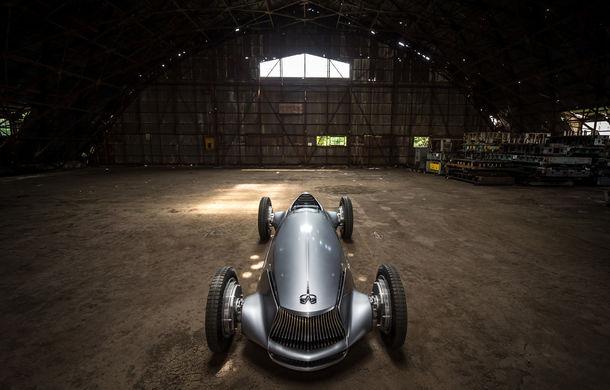 Concept inspirat din motorsport: Infiniti aduce Prototype 9 în cadrul Concursului de Eleganță de la Pebble Beach - Poza 15