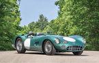 Un Aston Martin DBR1 pilotat de Stirling Moss a devenit cea mai scumpă mașină britanică din ...