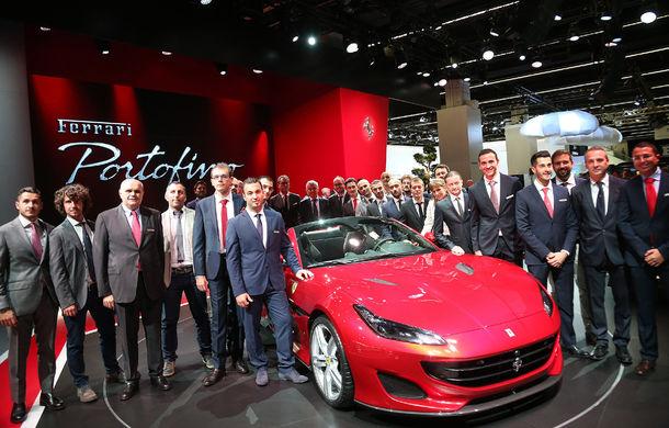 Înlocuitorul lui California T este aici: Ferrari Portofino are 600 de cai putere și ajunge la 100 km/h în 3.5 secunde (UPDATE FOTO) - Poza 14