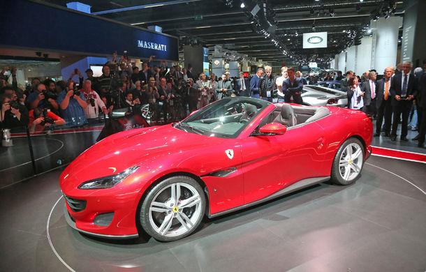 Înlocuitorul lui California T este aici: Ferrari Portofino are 600 de cai putere și ajunge la 100 km/h în 3.5 secunde (UPDATE FOTO) - Poza 15