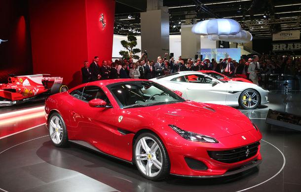 Înlocuitorul lui California T este aici: Ferrari Portofino are 600 de cai putere și ajunge la 100 km/h în 3.5 secunde (UPDATE FOTO) - Poza 3