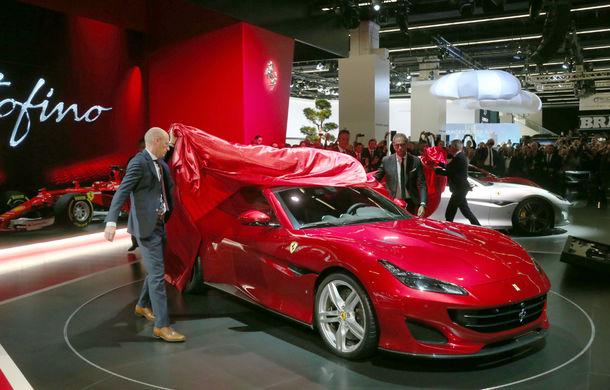 Înlocuitorul lui California T este aici: Ferrari Portofino are 600 de cai putere și ajunge la 100 km/h în 3.5 secunde (UPDATE FOTO) - Poza 2