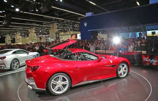 Înlocuitorul lui California T este aici: Ferrari Portofino are 600 de cai putere și ajunge la 100 km/h în 3.5 secunde (UPDATE FOTO) - Poza 8